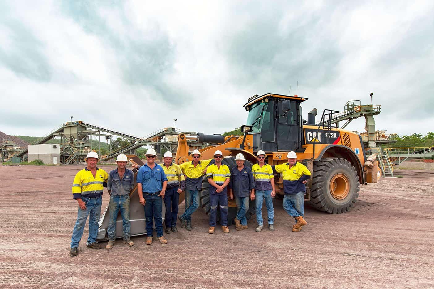 _quarry team